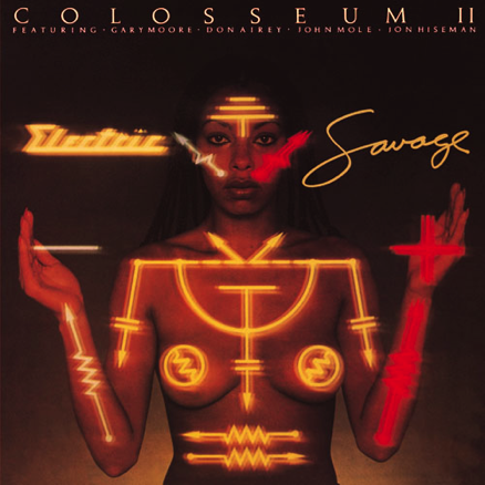 Colosseum II - Electric Savage - 1977