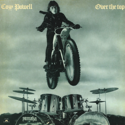 Cozy Powell - Over the Top -1979