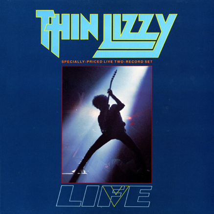 Thin Lizzy - Life/Live 1983