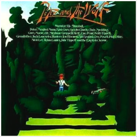 Jack Lancaster - Peter and the Wolf - 1975
